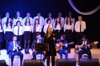 BAHÇEŞEHIR - Bahçeşehir Koleji Öğrencilerinden Neşet Ertaş'a Vefa