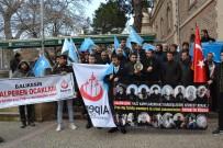 MÜSLÜMANLAR - Balıkesir'de 'Doğu Türkistan'daki Zulme Sessiz Kalma' Toplantısı