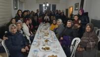 KAHVEHANE - Başkan Ataç Satılmışoğlu'nda