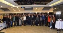 Başkan Topçu, Isparta'da Okuyan Demreli Öğrencilerle Buluştu