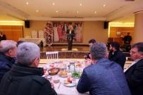 YENİMAHALLE BELEDİYESİ - Başkan Yaşar Ayakkabı Ve Çanta Üretimi Yapan Esnafın Sıkıntılarını Dinledi