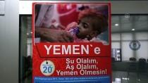 EĞITIM BIR SEN - Batman'da Yemen İçin Kampanya