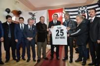 ERZURUM VALISI - Beşiktaş'tan Erzurum'daki Öğrencilere 800 Forma