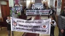 ERZURUM VALISI - Beşiktaş'tan Erzurumlu Öğrencilere Karne Hediyesi