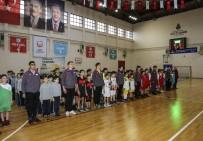 AÇILIŞ TÖRENİ - Beykoz'da Okullar Arası Hentbol Ligi Müsabakaları Başladı