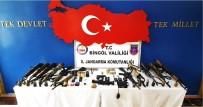 KESKİN NİŞANCI - Bingöl'de 1 Yılda Bin 954 Operasyon Yapıldı, 24 Terörist Etkisiz Hale Getirildi