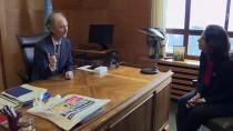 DIPLOMAT - BM Suriye Özel Temsilcisi Pedersen Göreve Başladı