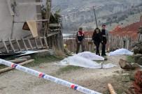 MÜEBBET HAPİS - Bolu'da, 4 Kişinin Öldürüldüğü Cinayetin İddianamesi Hazırlandı