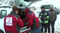 Bolu Dağı'nda Sürücülerin Yardımına Türk Kızılay Koştu