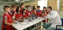 ROBOT - BUTGEM'den Çocuklar İçin Kodlama Atölyesi