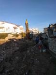 ALTıNKUM - Didim'de Kanalizasyon Çalışmaları Devam Ediyor