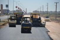 Diyarbakır'da 1 Milyon 250 Bin Ton Sıcak Asfalt İle Rekor Kırıldı