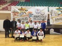 MEHMET DEMIR - Diyarbakır'da Badminton Grup Müsabakaları Tamamlandı