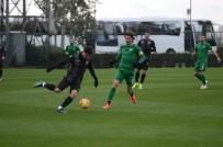 MURAT YILDIRIM - E. Yeni Malatyaspor Hazırlık Maçını 1-0 Kazandı