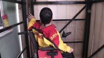İBRAHIM ÖZTÜRK - Engelli Oğlu İçin Asansör Yaptırdı