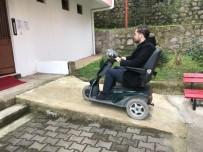 BEDENSEL ENGELLİ - Engelliler  Açıklaması 'Bizler De Bu Toplumun Bir Parçasıyız'