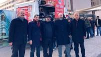 ŞEHİT POLİS - Fethi Sekin Ve Musa Can Anısına Lokma Döktürdüler