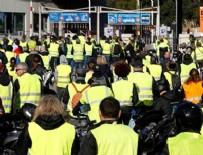 REFERANDUM - Fransa'da izinsiz gösteriler ve şiddet olayları cezalandırılacak