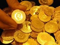 DOLAR KURU - Çeyrek altın ve altın fiyatları 08.01.2019