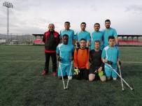 AMPUTE FUTBOL - Hayata Futbol İle Tutundu
