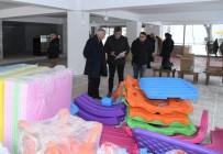 YUSUF ZIYA GÜNAYDıN - Isparta Belediyesi'nden Çocuk Restoranı Ve Eğlence Merkezi