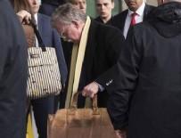 ESENBOĞA HAVALIMANı - John Bolton Türkiye'den ayrıldı