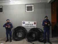 TÜRK TELEKOM - Kablo Hırsızları Yakalandı