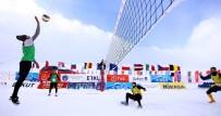 ÇEK CUMHURIYETI - Kar Voleybolu Avrupa Kupası Türkiye Ayağı Yine Erciyes'te