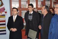 TÜRKÇE ÖĞRETMENI - Karpuzlu'da Ali Devrim Kütüphanesi Hizmete Açıldı