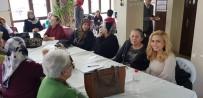 TATLANDIRICI - Kayseri Develililer Derneği'nde Gacer Pilavı Eşliğinde Sağlıklı Beslenme Semineri