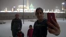 KÜLTÜRPARK - Konya'da Kar Yağışı