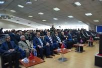 VERGİ DAİRESİ - Konya SMMMO'da Defter Beyan Sistemi İle Elektronik Defter Anlatıldı