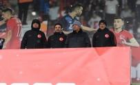 HASAN DOĞAN - Lucescu, TFF 2. Lig Karmaları Maçını İzledi