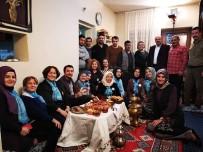 HEDIK - Mavi Fularlılar Van'daki Eski Kış Gecelerini Anlattı