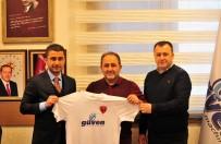 Murat Demir'den İKSK'ya Destek