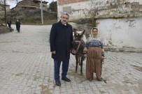 ÖRENCIK - Nazilli'de Köyler Belediyeyle Kalkınıyor