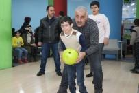 Özel Çocuklar İlk Kez Bowling Oynadı