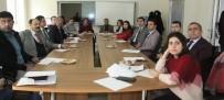 MESLEK LİSESİ - Özel Eğitim Bireylerine Yönelik 'İş İstihdamı' Toplantısı