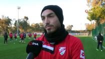 BOLUSPOR - Yusuf Emre Gültekin Açıklaması 'Gelişim Kaydedip Süper Lig'de Oynamak İstiyorum'