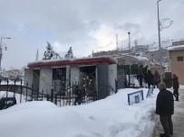 Şırnak'ta Elektrik Trafosunda Yangın