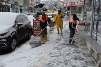 Sungurlu Belediyesi'nden Kar İle Mücadelede Özel Solüsyon