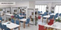 KÜLTÜR BAKANLıĞı - Tekkeköy İlçe Halk Kütüphanesinde Sona Gelindi