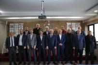 TÜM SANAYICI VE İŞ ADAMLARı DERNEĞI - Trabzon Büyükşehir Adayı Zorluoğlu İş Çevreleri İle Buluştu
