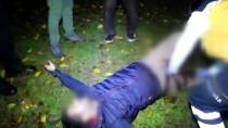 ALPARSLAN TÜRKEŞ - Trafikte Tartıştığı Kişiler Tarafından Bıçaklandı