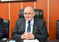 YOL ÇALIŞMASI - Ünye'de Yatırımlar Durmadı