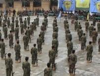 YPG 'asker' topluyor 18 yaşına girenler TSK ile savaşacak