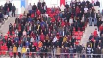 A Milli Futsal Takımı, Tacikistan İle Karşılaştı