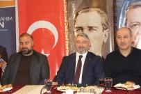 MEHMET ÇELIK - AK Partili Aşgın, Gazeteciler Günü'nü Kutladı