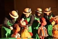 KUKLA TİYATROSU - Alanya Belediye Tiyatrosundan Çocuk Oyunu