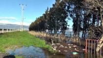 Amik Ovası'nda Tarlalar Sular Altında